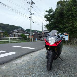 GSX-R750 ぷらっと宗像ツーリング