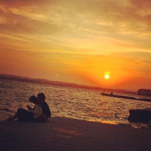 恋人と行きたい浜名湖周辺のデートスポットパート①~素敵な夕日を眺めながら~
