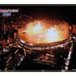 オリンピックの開会式