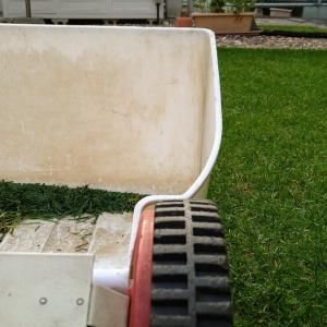 補植用控え組メンテナンス&第17回•芝刈りʘ‿ʘ