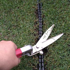 第33回•芝刈り&補植用控え組メンテナンス(◠‿・)—☆