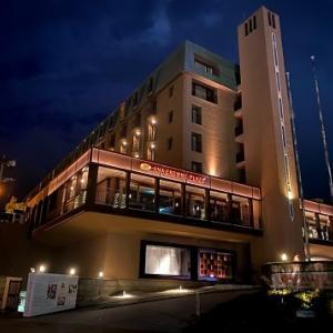 楽天宿泊クーポンと長崎市の宿泊クーポンダブル使い!ANAグラバーヒルの最上階に泊まってきた✨