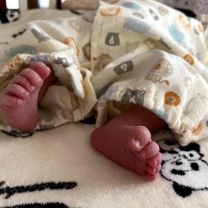 【初めての子育て】生後13日目!だんだん1日の流れがつかめてきました