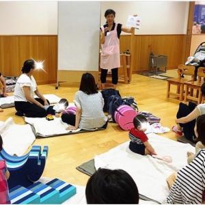 西宮阪急コトコトステージ【離乳食教室】~赤ちゃんの食べる食べないと体の発達~