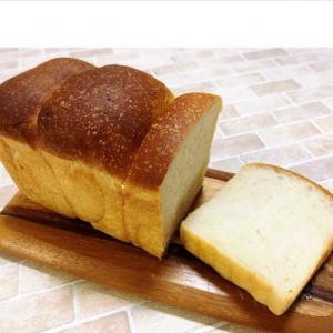 ふんわり食パン、ついに登場!【自家製酵母】