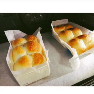 ちぎりパン~家にあるもので簡単に型を作る!~