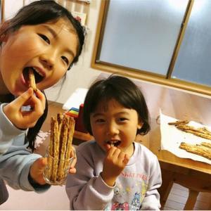 【こどもおやつ】小2でも簡単に作れる味噌ポッキー