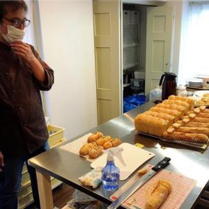 管理栄養士の習い事。堀田シェフのパン塾で感動