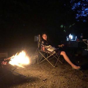 夏休みのキャンプは『ウッディパル余呉』で全力水遊び!