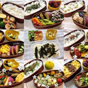【学童弁当】夏休み学童弁当まとめ「まごわやさしい」が基本!