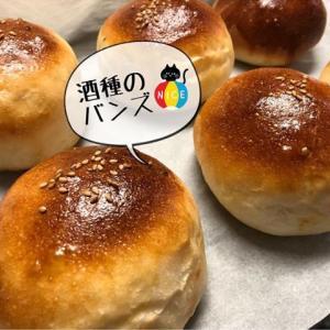【親子パンクッキング】ハンバーガーも自家製酵母パンで!