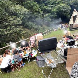 推しキャンプ場『ユニトピアささやま』【管理栄養士の休日】