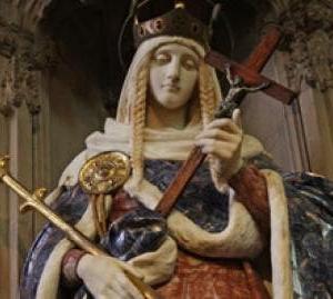 スコットランドの聖マルガリタ皇后