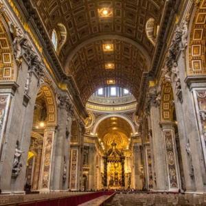 聖ペトロ教会と聖パウロ教会の献堂
