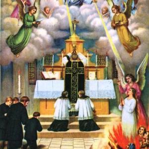 2-2、煉獄の霊魂のための祈り