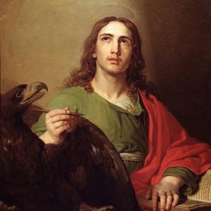 使徒聖ヨハネ福音史家  St. Joannes Ap. Evangelista