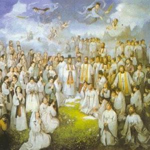 聖アンドレア金と同志殉教者