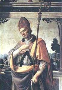 フィエゾレの聖ドナート司教 St. Donatus de Fiesole