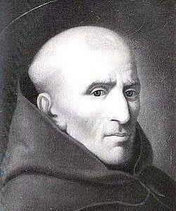 ポルト・マウリシオの聖レオナルド司祭証聖者  St. Leonardus a Portu Mauritio C.