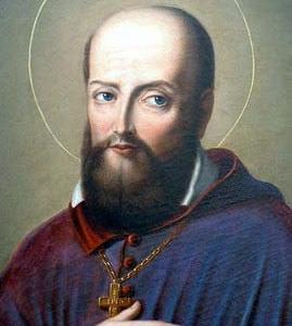 サレジオの聖フランシスコ司教教会博士 St. Franciscus Sal. E. et. D.