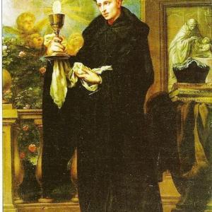 サハグンの聖ヨハネ司祭証聖者    St. Joannes a S. Facundo C.