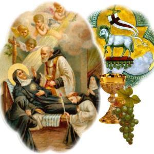 聖ユリアナ修道女    St. Juliana Virg.