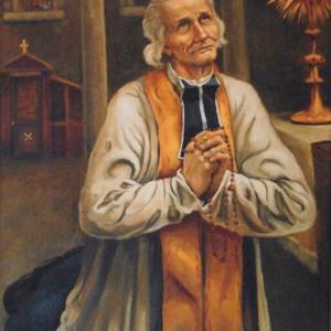 聖ヨハネ・バプティスタ・ヴィアンネー司祭証聖者  St. Joannes Baptista Vianney C.