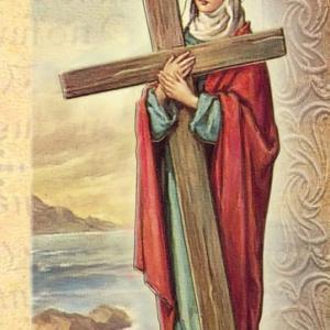 聖ヘレナ皇太后         St. Helena Vid.