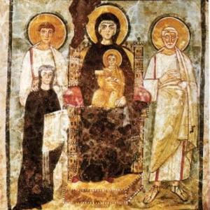 聖フェリクスと聖アダウクト殉教者
