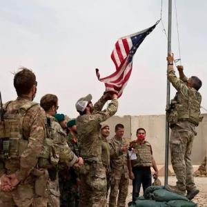 アフガン撤退