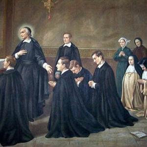 聖ヨハネ・ユード司祭証聖者    St. Joannes Eudes C.