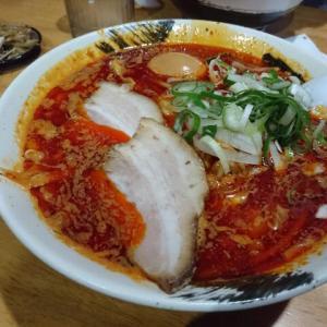 武蔵 火っ火麺 LEVEL3♪