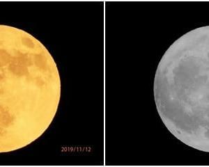 月齢15.0(満月)