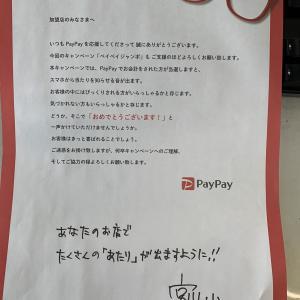 【Paypay】最大10万ペイが当たる!?
