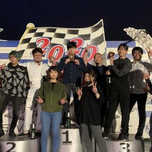 レンタルカートエンジョイレース  ヨコヤマ様グループ