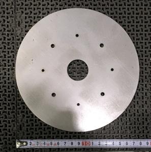 鉄 円板 180mm