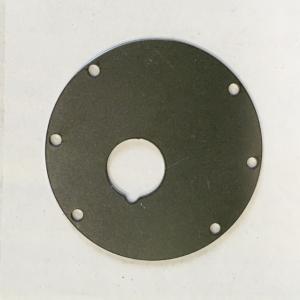鉄 円形プレート 300mm