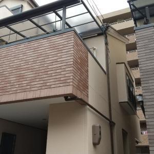 (住宅塗装)吹田市長野西、完了しました。