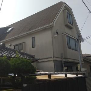 [住宅塗装]吹田市のK様邸 はじめました!