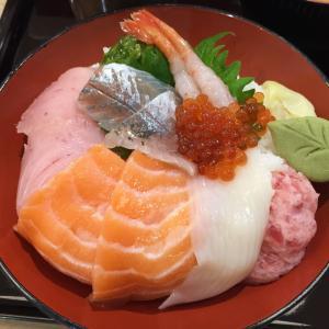 【魚魚彩】得々!イオンモール座間の海鮮丼!