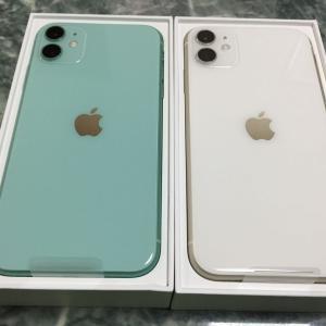 【最新】iPhone11購入〜SIMフリーモデル編〜