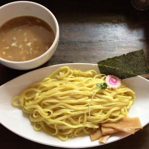 【IBUKI -つけめんDINING-】平打ち麺が魅力的なつけめんをいただいた!