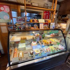 【ひばりカフェ】近所のお気に入りケーキ屋さん!