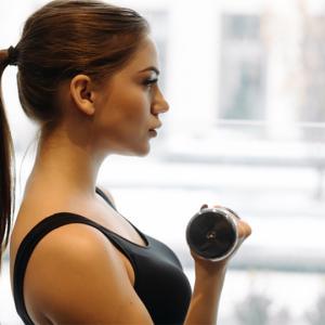 PMSを緩和してくれる運動量