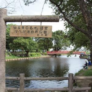 『夕べが池自然公園の風景と花達~』