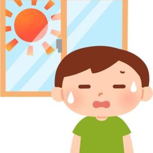 夏の暑さ対策に期待できそう、簡単快適遮熱!