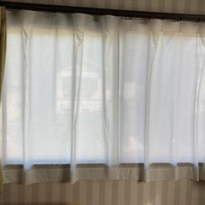 ノンプリーツカーテン、なかなか良いよ