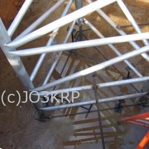 160mバンド拡張活用企画(25)(番外)別宅タワー・避雷アース