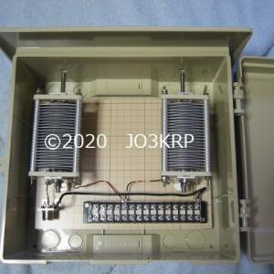 過去のHP記事再現(49)アンテナプロジェクト(31)オメガマッチング回路検証(1)