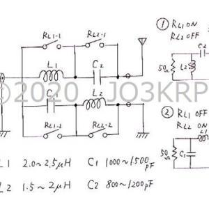 過去のHP記事再現(55)アンテナプロジェクト(37)L形マッチング回路(3)MMANA利用(2)